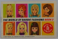 The World of Barbie Fashions Book 2