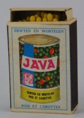 Java Erwten en wortelen