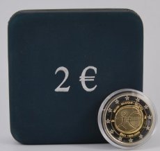 Belgie 2 euro in box 2009