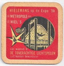 Expo 58 - Wielemans