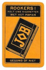 Job Papier Cigarettes 10